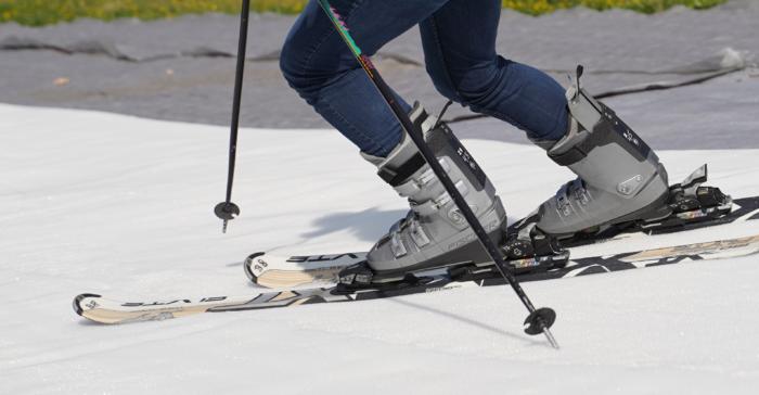 Skier toute l'année, c'est possible !